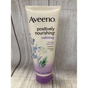 Aveeno Positively Calm Lavender Chamomile Lotion